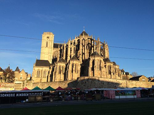 Cathédrale Saint-Julien (Le Mans)