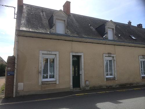 Maison natale du bienheureux Basile Moreau (Laigné-en-Belin)