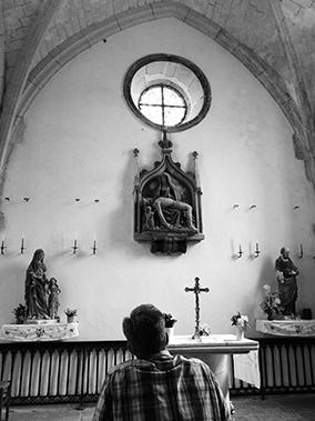 Chapelle de Notre-Dame de L'Habit (Domfront-en-Champagne)